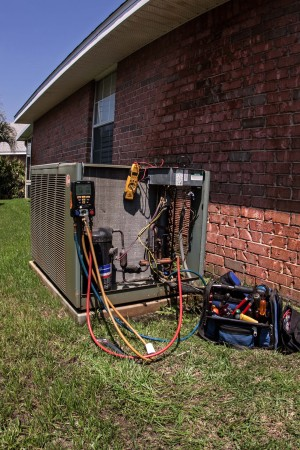 Rheem heat pump check
